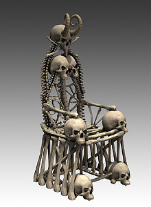 Bone Throne